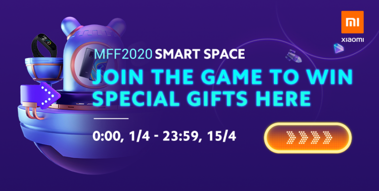 MFF 2020 Smart Space Game