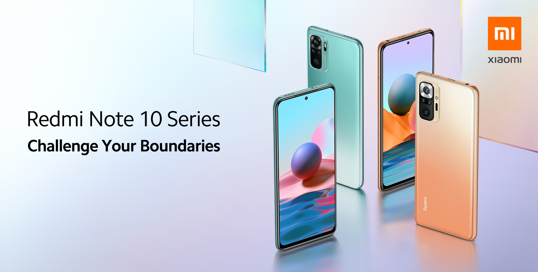 Redmi Note 10 Series Global Launch