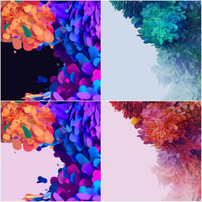 Mi Resources Team Samsung Galaxy S20 Fan Edition Leaked Wallpapers Download Them Now Wallpaper Mi Community Xiaomi