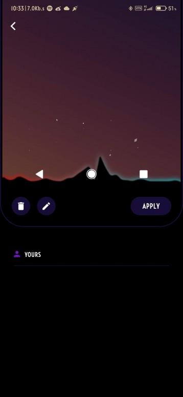 Muviz Premium Apk Android - Spectrum in Navibar