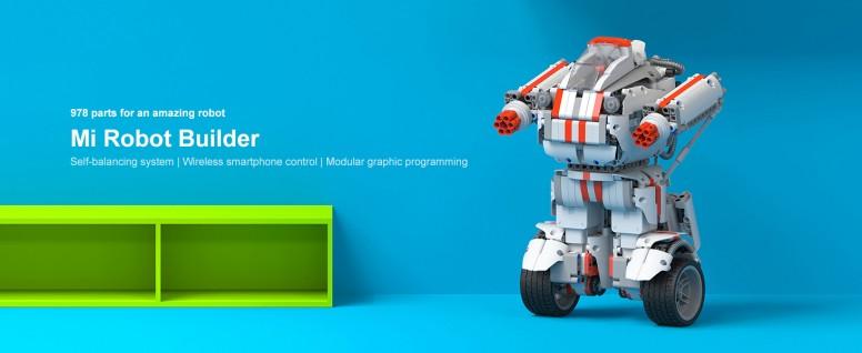 [Mİmar / İnceleme #58] MI Akıllı Lego Robot Oyuncak / MITU Mi Robot Builder