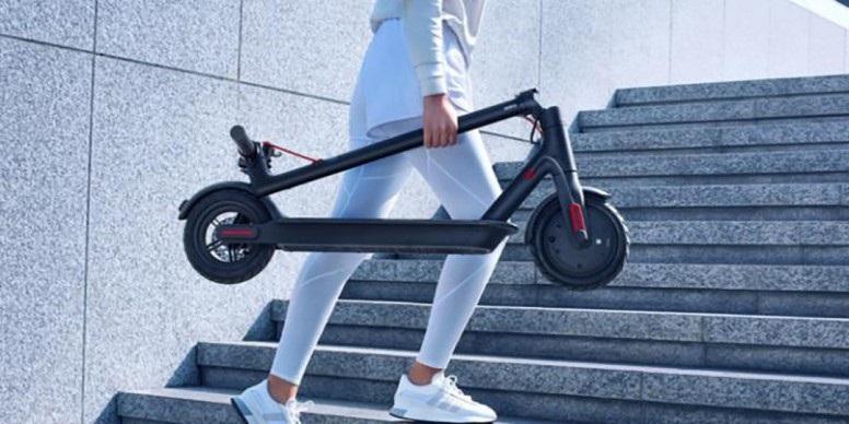Xiaomi Mi Scooter 1S elektrikli scooter