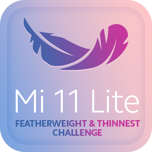 Featherweight and Thinnest Challenge
