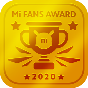 Mi Fans Award 2020