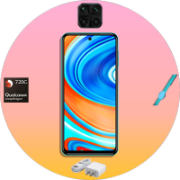 Redmi Note 9 Pro Feature