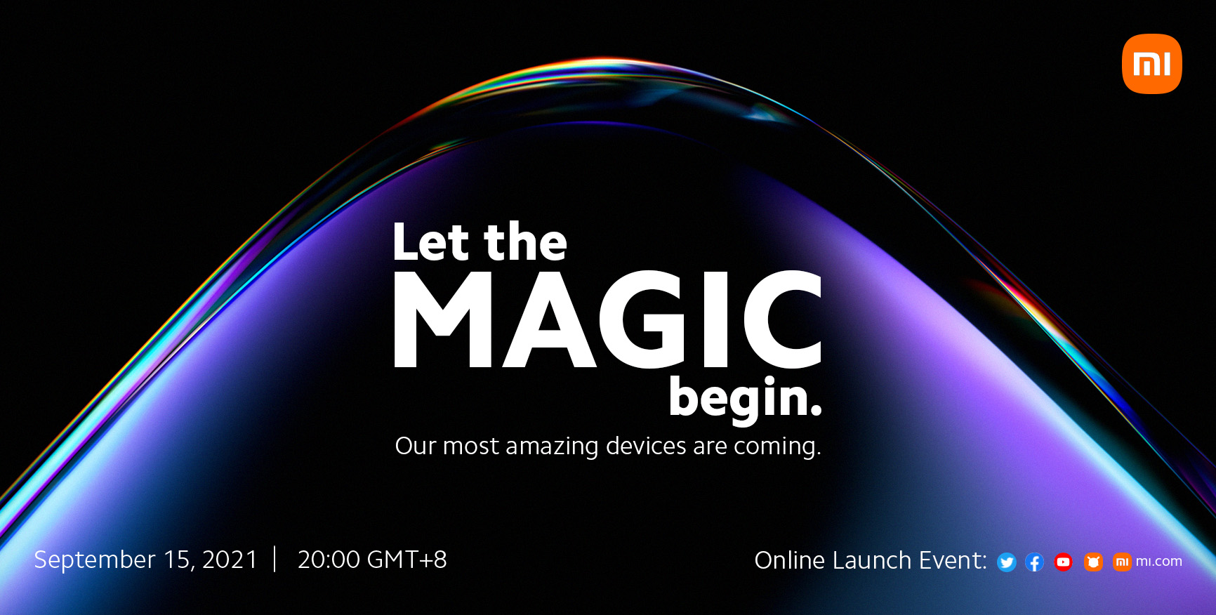 Xiaomi New Product Launch