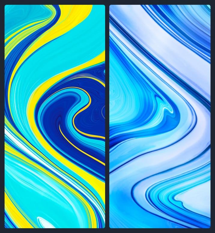 #24 Wallpapers Redmi Note 9S - Recursos - Mi Community ...