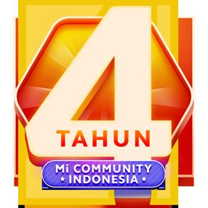 4 Tahun Mi Community Indonesia