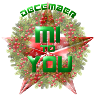 Mi to You December Medal