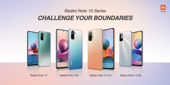 Recap of today's Redmi Note 10 Series Launch!