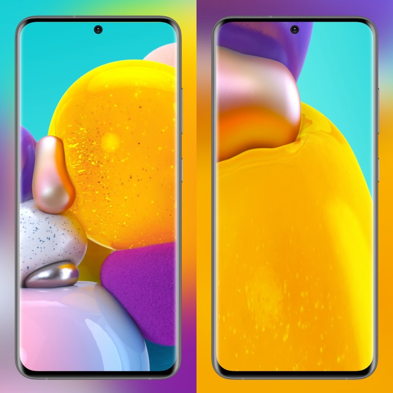 Mi Resources Team Samsung Galaxy A71 Alt Z Life Wallpapers Download Them Now Wallpaper Mi Community Xiaomi