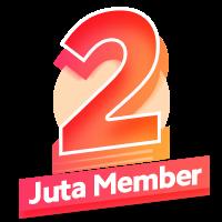 2 Juta Member Mi Community