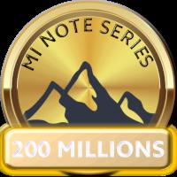 200 Million Notes