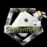 Mi to You September 2021