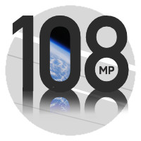 Cámara 108MP