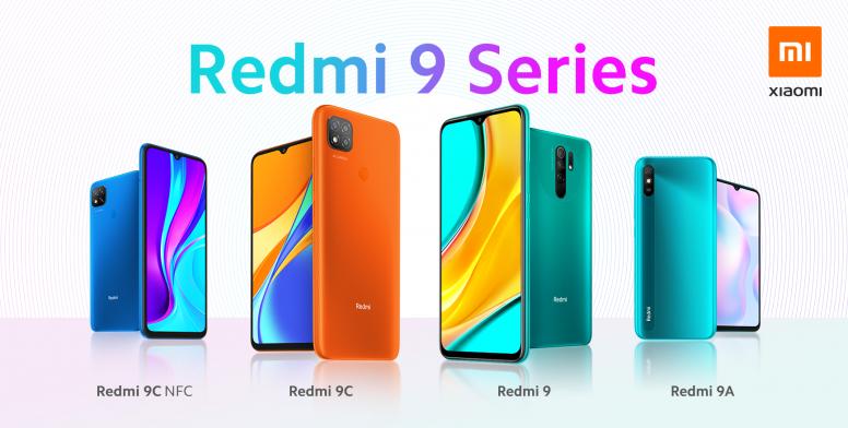 Review der Redmi 9 Reihe