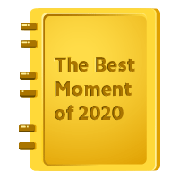 Share Your Best Moment of 2020