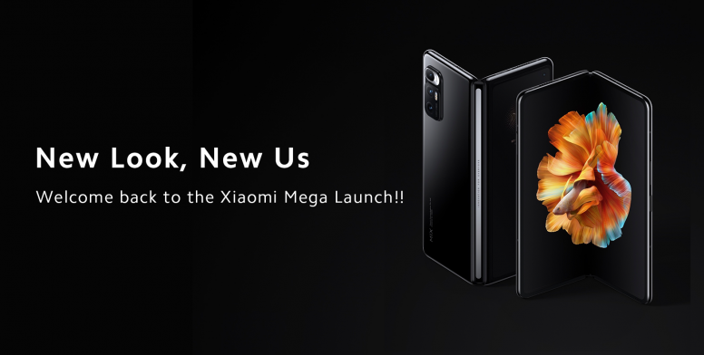 New Look, New Us — Welcome back to the Xiaomi Mega Launch!!