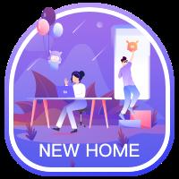 Neues Zuhause