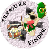 Captain Mitu, Treasure Finder
