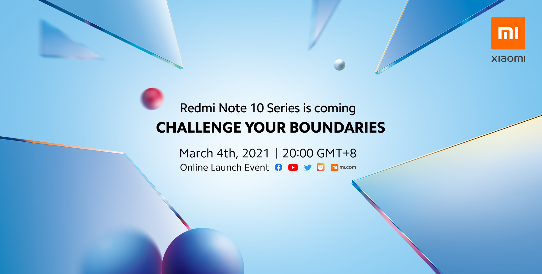 Redmi Note 10 Series Global