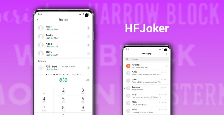 Font Collection 5 Attractive Fonts Which Can Change Your Xiaomi Phone S Look Reply To Download Themes Mi Community Xiaomi