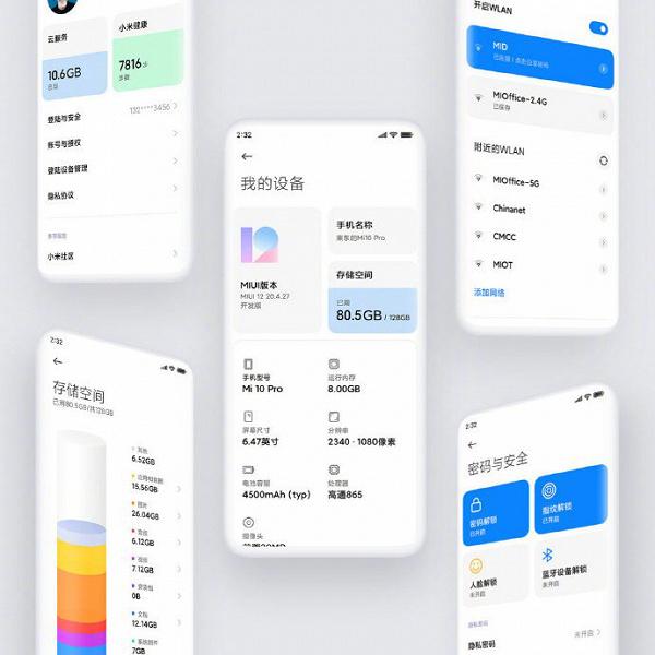 [ СПИСОК МОДЕЛЕЙ ] Офіційно представлено MIUI 12 – новий інтерфейс для смартфонів Xiaomi і Redmi