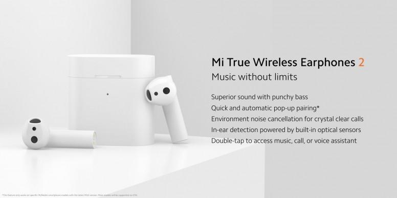 Ni True Wireless Earphones  2