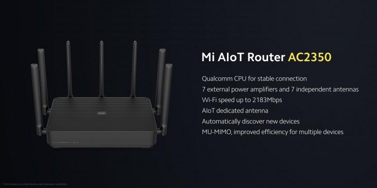 小米 AIoT Router AC2350