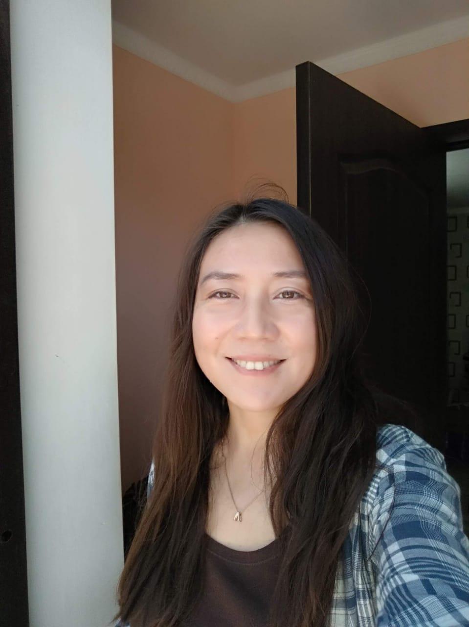 Laura Zhumakanova