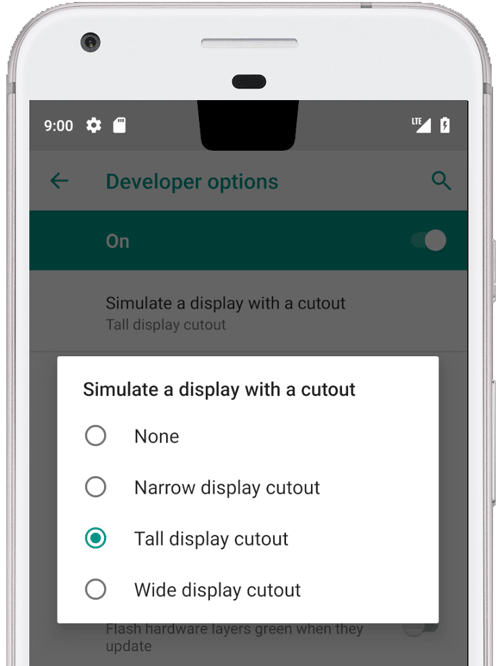 How To Enable Display Cutout Feature In MIUI Developer Options