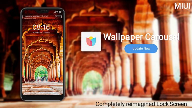 Mi Wallpaper Carousel V7 G 200319 Released Changelog And Download Links Miui Tools Mi Community Xiaomi