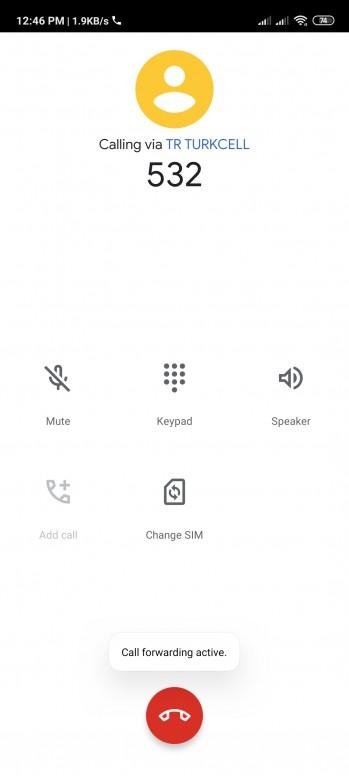 برنامج تسجيل المكالمات شاومي نوت 8