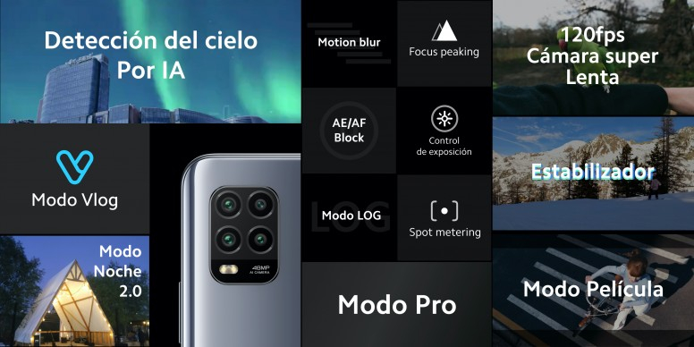 Mi 10, Mi 10 Pro ve Mi 10 Lite Özellikleri.