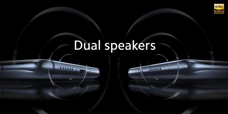 小米 10 / 小米 10 Pro 配有对称式立体扬声器
