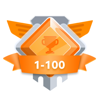 Xiaomi POP Run Ranking 1-100