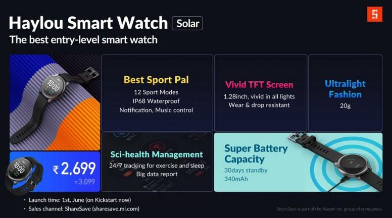 Haylou Solar Ls05 Smart Watch Review Mi Gadgets Mi Community Xiaomi