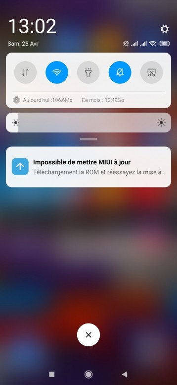 Every Time Idownload Mise A Jour Miui 2gb In The End They Say Impossible To M Redmi Note 8 Note 8 Pro Mi Community Xiaomi