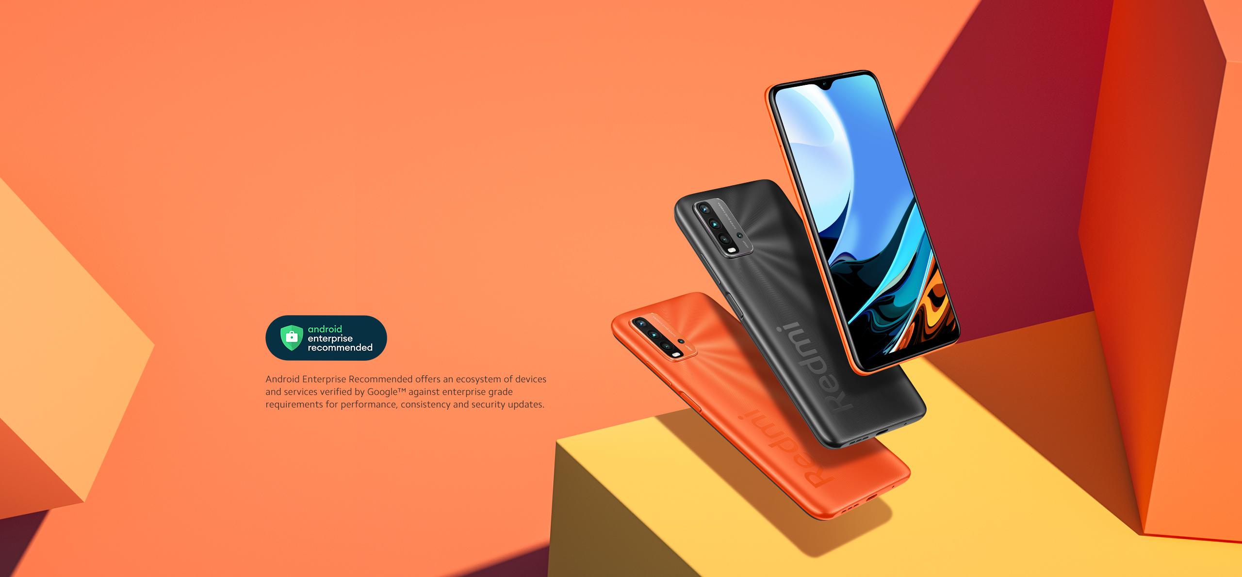 smartphone Xiaomi Redmi 9T Bleu prix tunisie