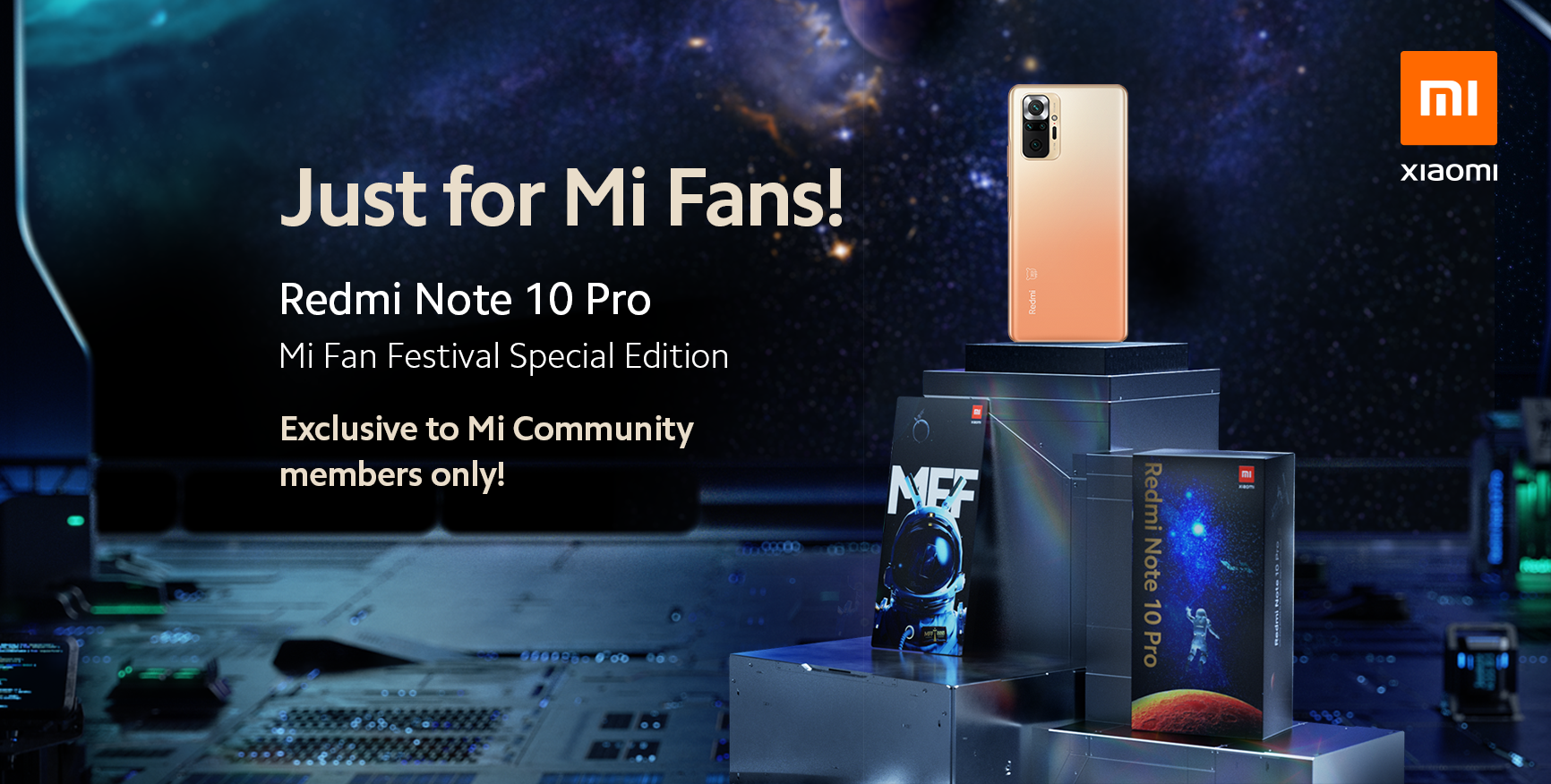 RN 10 Pro MFF Special Edition