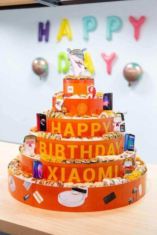 Xiaomi 10. Yaşını Kutluyor
