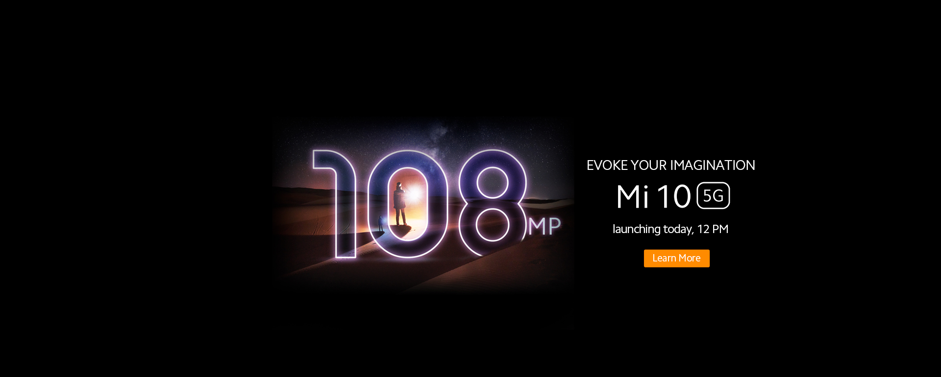 Mi 10 Live Event today and Specifications