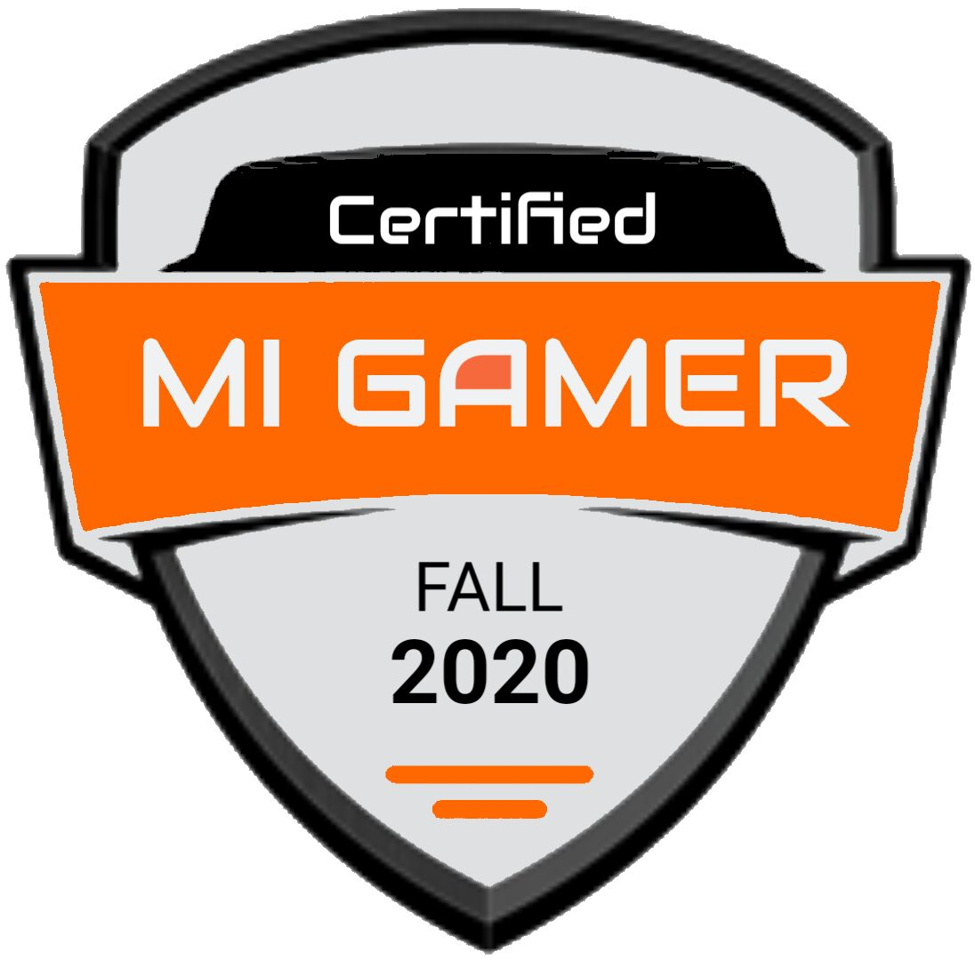 Mi Gamers' Medal