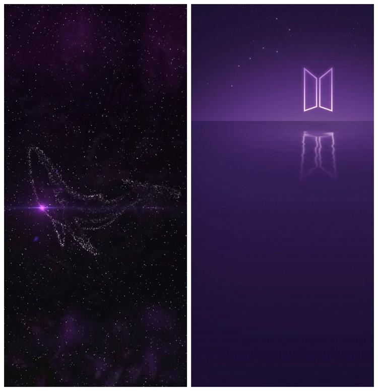 Mi Resources Team Samsung Galaxy S20 Plus Bts Edition Built In Stock Wallpapers Download Now Wallpaper Mi Community Xiaomi