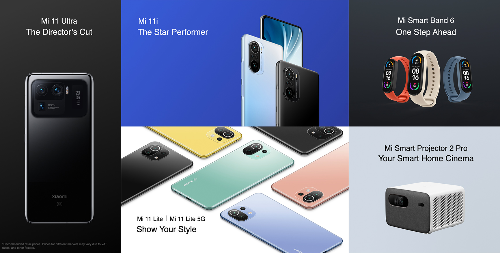 All You Need to Know About Xiaomi 2021 New Product Launch!!