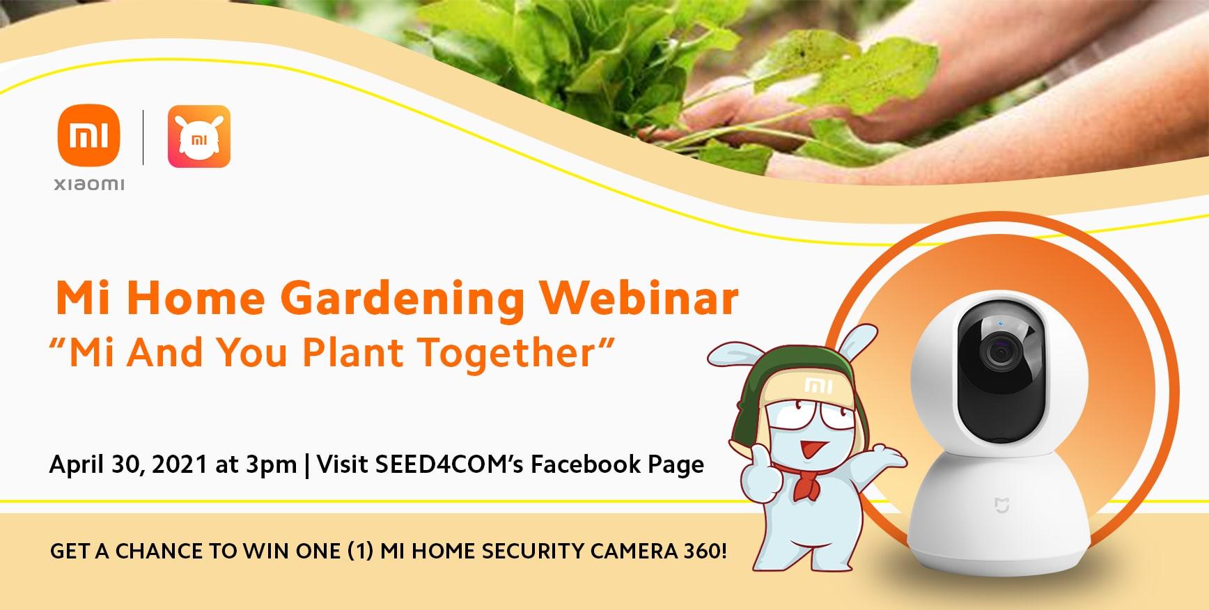Mi Home Gardening