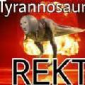 Tyrannosaurus REKT