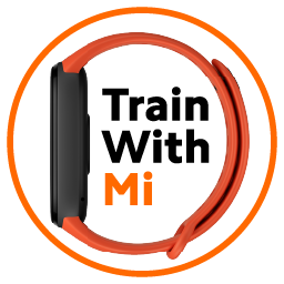 #TrainWithMi