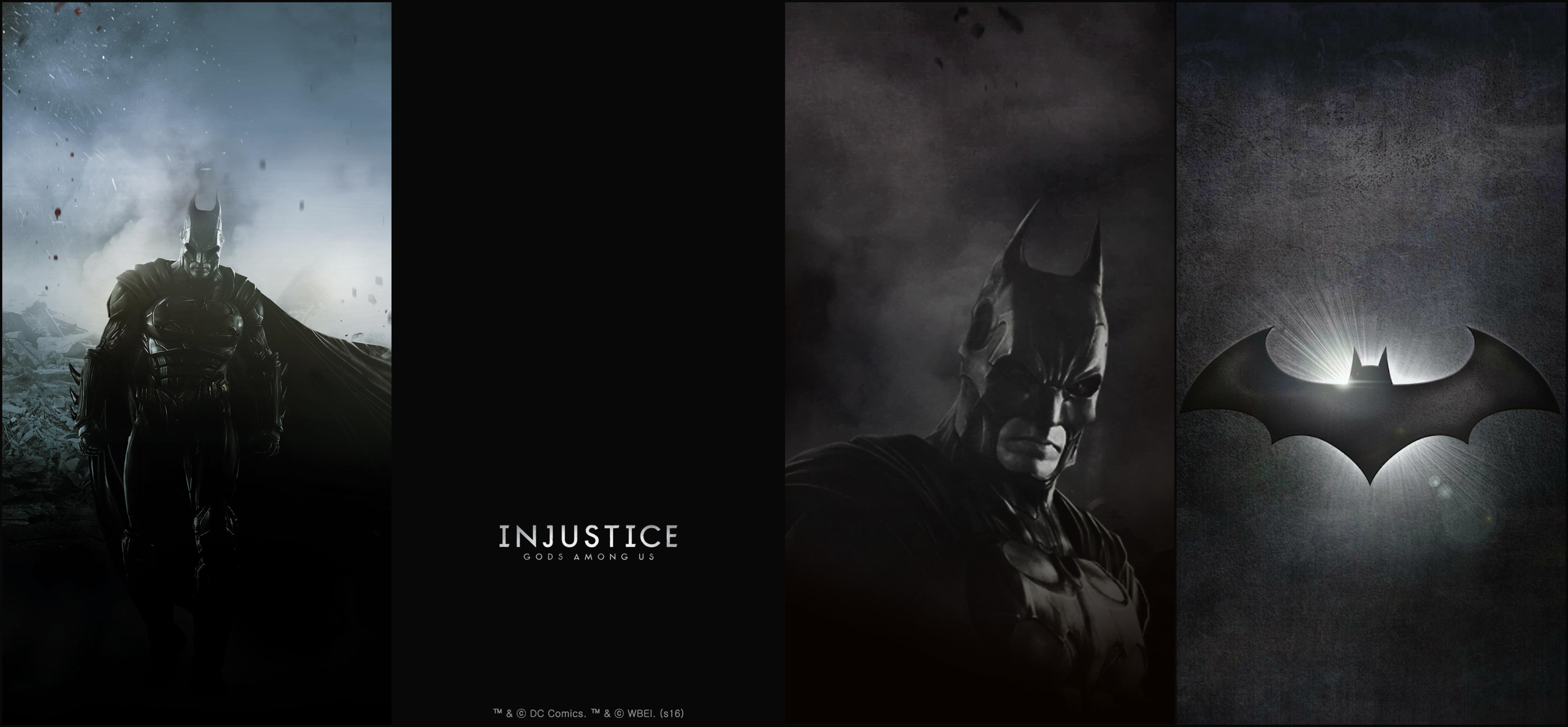 Galaxy S7 Edge Injustice Edition Wallpapers Resources Mi