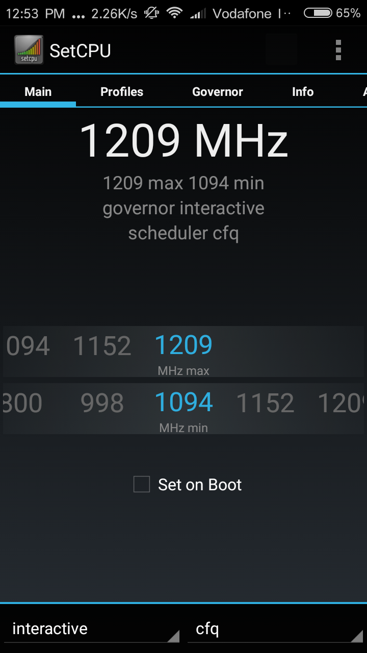 OVERCLOCKING AND COOLING DOWN YOUR MI PHONE - Tips & Tricks